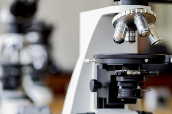 Microscope accurate analysis