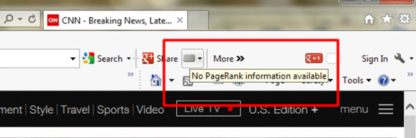 no-pagerank
