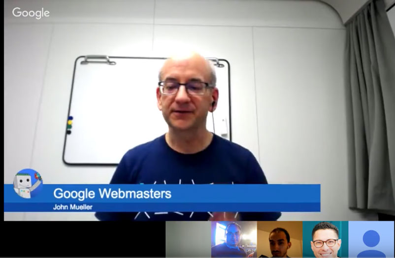 webmaster trends analyst